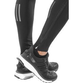 adidas Response - Pantalones largos running Hombre - negro